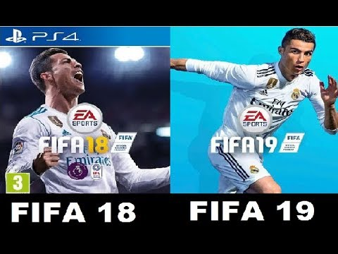 EVERY FIFA COVER || 1994-2018||
