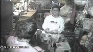 Magnanakaw na Magshota sa Eatzolabout Sizzilog huling-huli sa CCTV
