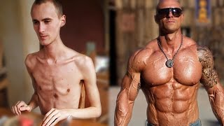 From Skinny To Strong Muscular - Best Fitness Body Transformations in all history !!