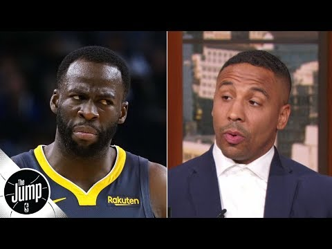 Video: Boxer and Warriors fan Andre Ward reacts to Draymond Green's exclusive interview | The Jump