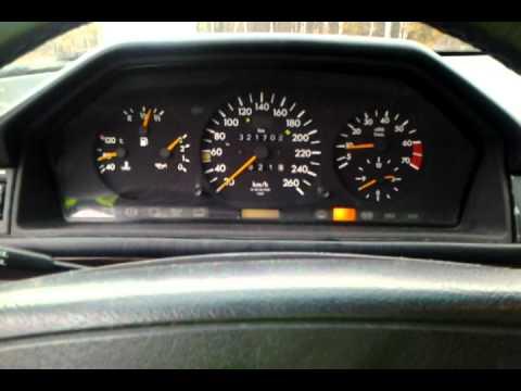 Mercedes 420 у w124 снимок