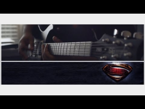 Man Of Steel Score - An Ideal Of Hope (Guitar Cover)