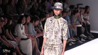 Elle Fashion Week 2012 In Bangkok - The Contemporarist By OCAC. Movie By Paul Hutton, Bangkok Scene
