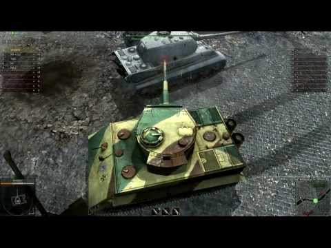 GROUND WAR: TANKS American Crew Sound