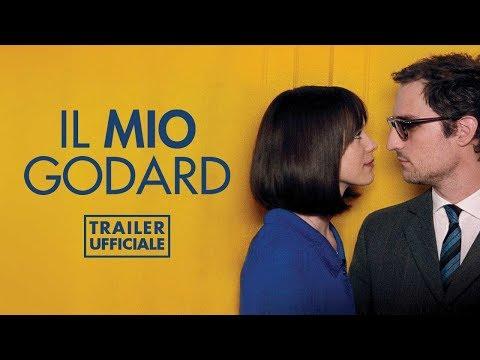 Preview Trailer Il mio Godard, trailer italiano ufficiale