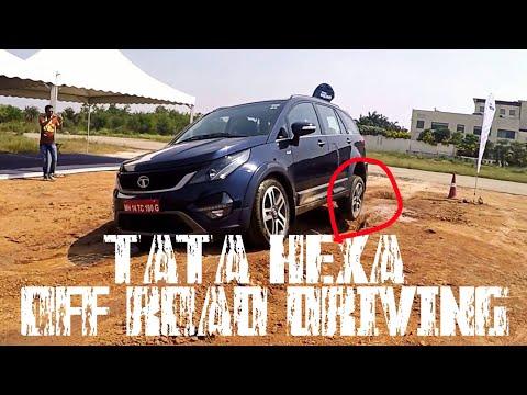 , title : 'Tata Hexa Off Road Driving'