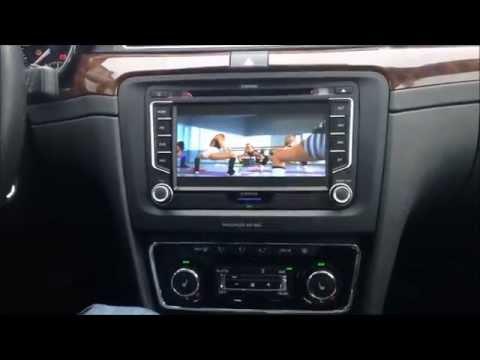 ZENEC Z-E2015 - Představení navigace pro Škodu, Seat, Volkswagen