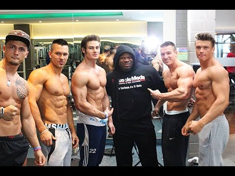 Bodybuilding & Fitness Motivation – Dreams Do Come True – Kai Greene Jeff Seid Alon Gabbay