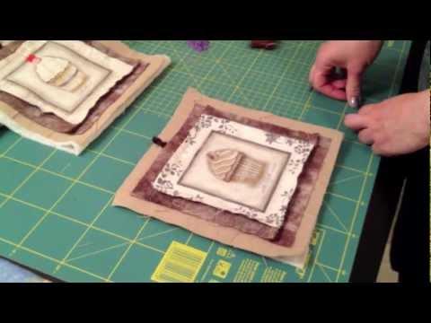 patchwork - come realizzare delle bellissime presine