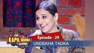 Video Undekha Tadka - Vidya Balan & Arjun Rampal | Ep 29 | The Kapil Sharma Show | Sony LIV MP3, 3GP, MP4, WEBM, AVI, FLV Januari 2019