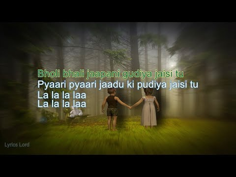 Video Phoolon Ka Taron Ka KARAOKE download in MP3, 3GP, MP4, WEBM, AVI, FLV January 2017