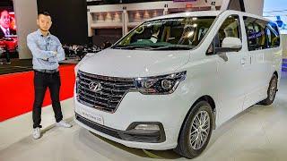 Video Khám phá xe MPV Hyundai Grand Starex VIP 7 chỗ cực chuẩn. Đối thủ của Grand Sedona và Alphard MP3, 3GP, MP4, WEBM, AVI, FLV Juni 2019