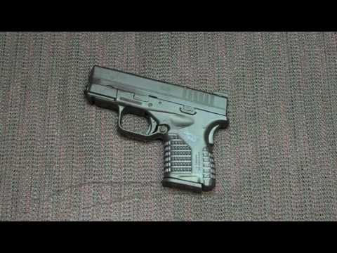 mustyyeti - Facebook Page: https://www.facebook.com/MustyYetisTacticalHQ Here is a short review of my Springfield XDs. This is definitely a small, lightweight pistol, th...