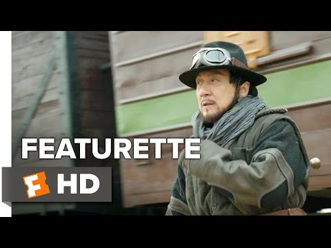 Railroad Tigers Featurette - Behind the Scenes (2017) - Jackie Chan Movie