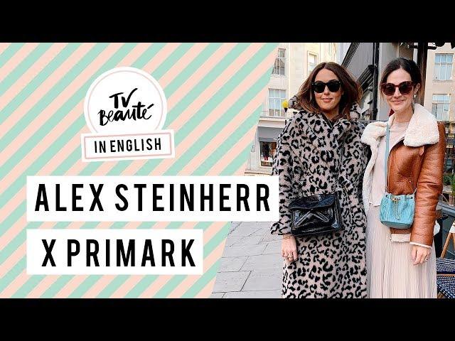 Alex Steinherr talks about her Primark Skincare Range - TV Beauté | Vic Ceridono - Victoria Ceridono