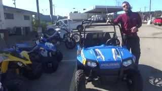 1. Youth Units at Big #1 Motorsports - Polaris RZR 170 EFI