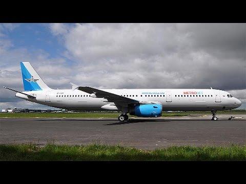 Αίγυπτος: Το ρωσικό αεροσκάφος που συνετρίβη έχει καταστραφεί πλήρως