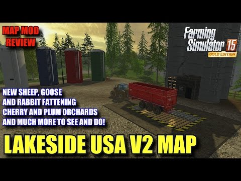 Lakeside USA v3.0 Damage Mod Ready