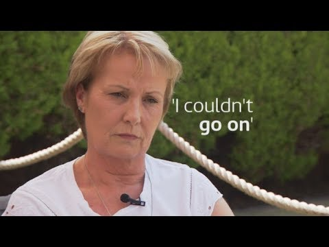 'The menopause made me feel like I couldn't go on' | ITV News