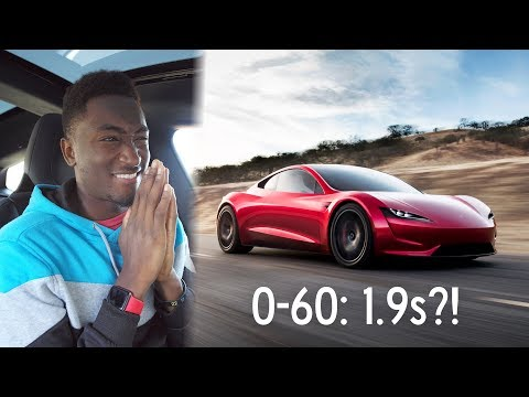 Download Let's Talk About Tesla Roadster 2020! HD Mp4 3GP Video and MP3