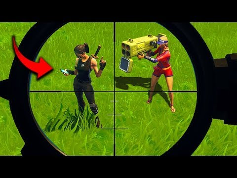 THE PHONE EMOTE IS OP! - Fortnite Funny Fails And WTF Moments! #374
