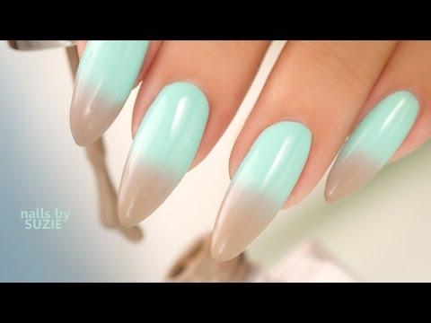 una particolare nail art