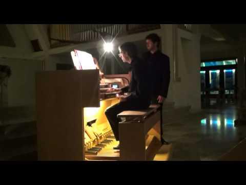 Cesar Franck - Offertoire in Sol min. - maestro Daniele Toffolo
