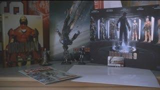 Nonton Déballage du coffret Iron Man 3 (édition limité Fnac) Film Subtitle Indonesia Streaming Movie Download
