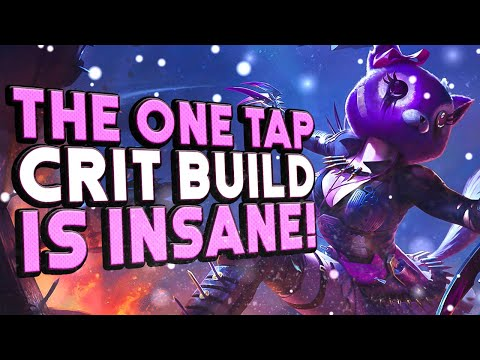 The One Tap Crit Build On Da Ji Is Nuts! - Smite