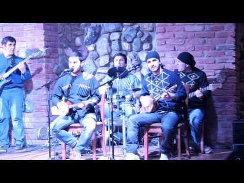 ჯგუფი ბანი - კავკასიური ბალადა / Bani - Kavkasiuri Balada (видео)