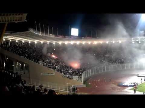 Video - Bengalas y Gol de Bottino - Belgrano - Talleres - Copa Argentina 2012/13 [HD] - La Fiel - Talleres - Argentina