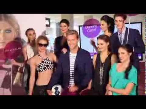 Spring Summer 2014 at CQ on YouTube