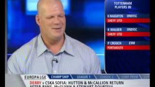 Sky Sports News - Kane Interview for Summerslam 2009