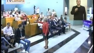 Escola do Legislativo -  Curso Oratória - parte 1