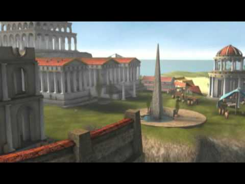 Grepolis Online-Game — Trailer