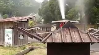 Hệ thống chữa cháy độc đáo chỉ có ở Nhật Bản, chỉ có ở nhật bản, hài hước nhật bản, hai nhan ban