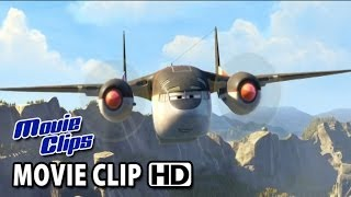 Planes: Fire&Rescue Perfectly Good Airplane Clip (2014) HD