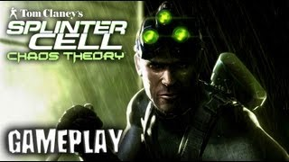 Splinter Cell Chaos Theory Gameplay - PS2 - Solo