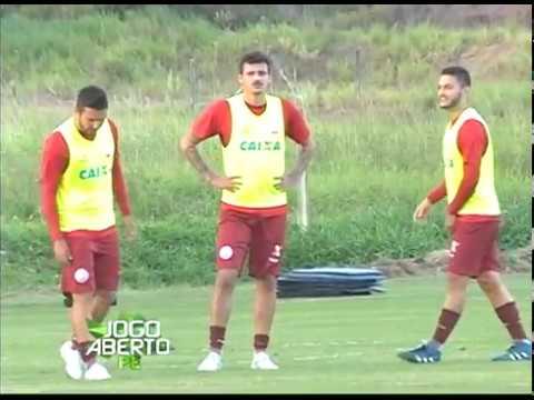 [JOGO ABERTO PE] Náutico: Bruno da Mota se destaca coma a camisa 9