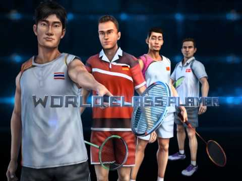 Video of Badminton: Jump Smash™