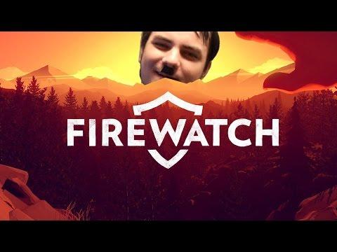 Мэддисон стрим в Firewatch (ч.1)