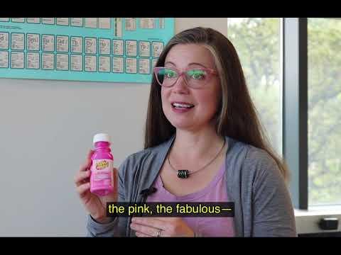 My Favorite Element - Jennifer Leavey (YouTube video)