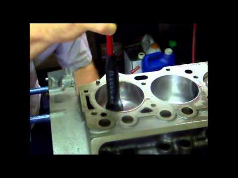 1955 Buick 322 Pistons & Rods Install