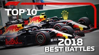 Top 10 Battles of 2018