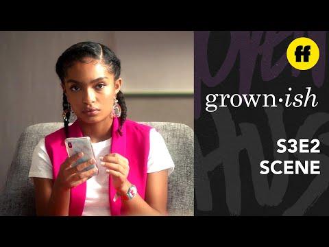 grown-ish Season 3, Episode 2 | Why Didn't Nomi Tell The Girls? | Freeform