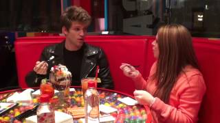 Keegan Allen Two Truths and A Lie