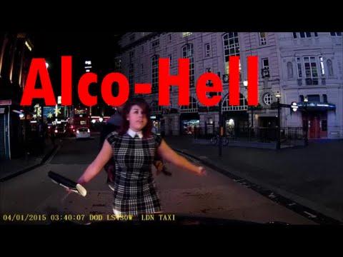 One More Drink? | Massively Drunk Girl | Binge Drinking Coulture