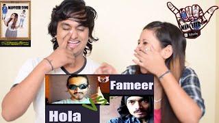 Video BB Ki Vines || Mr Hola Vs Fameer Fuddi || Indian Reaction MP3, 3GP, MP4, WEBM, AVI, FLV Desember 2017