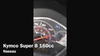 5. Kymco Super 8 150 Top Speed / Modified