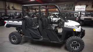 10. 2019 Polaris Ranger Crew XP 1000 EPS Premium at Maxeys in Oklahoma City